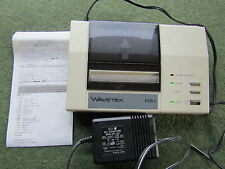 Seiko DPU 411 Portable Thermal Printer Parallel Serial RS232 vintage computer