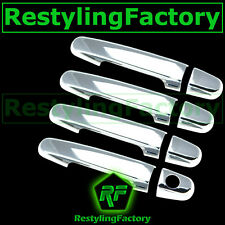 03-13 Toyota Corolla+Matrix Triple Chrome 4 Door handle no PSG Keyhole Cover