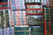 2500gram  KNITTING YARN SALE - WOOL - JOB LOT - SIRDAR ROWAN DEBBIE BLISS ETC