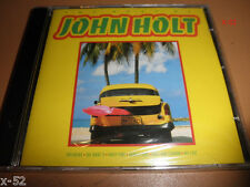 JOHN HOLT the BEST of CD hits HOMELY GIRL wolf and leopard HEY LOVE she want it