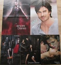 POSTER 10 __ Vampire Diaries __ Ian Somerhalder __ Collection/Raccolta