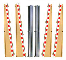 Scalextric 1:32 Sport L7991 L7992 Borders & L8713 Barriers - 4 Lead In