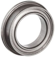 "Flanged Bearing FR8ZZ 1/2""x1 1/8""x5/16"" METAL Shielded"