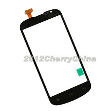 Touch Screen Digitizer (no LCD) For BLU Dash 4.5 D300 D310 Black
