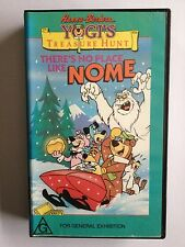 YOGI'S TREASURE HUNT~ THERE'S NO PLACE LIKE HOME ~ YOGI BEAR ~ RARE VHS VIDEO