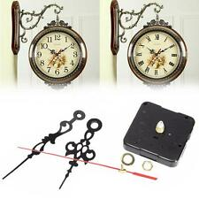 DIY Quartz Clock Spindle Movement Mechanism Repair Parts Module Kit with Hands