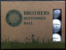 Refinished Titleist Pro V1 Golf Ball  (1 dozen per box) REFINISHED IN TAIWAN