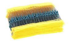 600 Resistors kit. 30 values x 20pcs 10 Ohm-1Mom