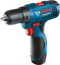 BOSCH GSR 1080-2-LI Professional Cordless drill/driver latest model by bosch