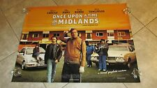 ONCE UPON A TIME IN THE MIDLANDS movie poster ROBERT CARLYLE poster RHYS IFANS
