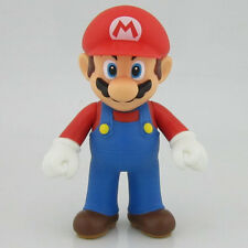 "New Super Mario Brother Bros Mario Action Figure figurine Toy Gift 4.7"" 12cm"