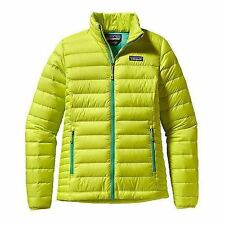 Patagonia Women's Size M Down Sweater Jacket Chartreuse  women NWT