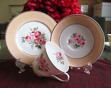 SHELLEY Fine Bone China     **BRIDESMAID TRIO** #14099    WINDSOR Shape