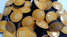 200 x Nescafe Dolce Gusto Latte Coffee Pods Only (No Milk Pods)