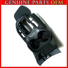 2013-2015 HYUNDAI SANTA FE NEW OEM CONSOLE SHIFTER TRIM PANEL COVER CUP HOLDER