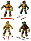Teenage Mutant Ninja Turtles Donatello Rahael Leonardo Michelangelo 4 Figure Set