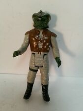 "STAR WARS: KLAATU -  SKIFF GUARD 3.5"" Action Figure, LFL, Hong Kong, 1983"