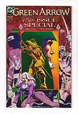 GREEN ARROW 75 (NM-) 75th SPECIAL ISSUE (FREE SHIPPING)*