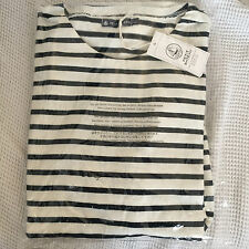 PETIT BATEAU MARINIERE MEN VINTAGE STYLE MAGLIA UNISEX SWEATER  L NEW SOLD OUT!