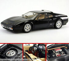 FERRARI 328 GTB BLACK by KYOSHO VERY RARE 1st Edition FREE SHIPPING NEW IN BOX