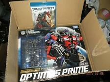 TAKARA TOMY TRANSFORMER DUAL MODEL KIT DMK01 OPTIMUS PRIME TRANSLUCENT SPECIAL