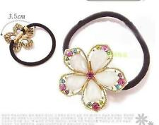 New Beautiful rhinestones crystal flower hair  accessories hair ornaments