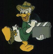 Movie Donald with Clap Board Disney Pin 951