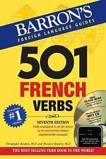 501 Verb: 501 French Verbs : With CD-ROM by Theodore N. Kendris and...