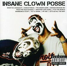 Icon - Insane Clown Posse (2011, CD NIEUW) Explicit Version