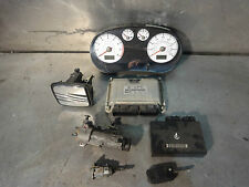 Seat Leon Cupra R 225 04 1.8T BAM ECU And Complete Lockset 1ML906032A