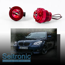 Seitronic® Power Brenner Angel Eyes Canbus BMW E60 LCI Standlicht Weiß Xenonlook