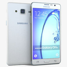 New Samsung Galaxy On5 White 4G LTE AT&T T-Mobile Unlocked Smartphone
