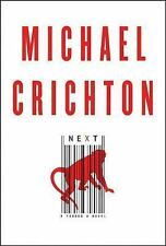 Next by Michael Crichton (2006, Hardcover)
