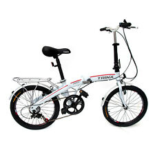 "Trinx Folding Bike 20"" Shimano 7 Speed Foldable Bicycle DS2007"