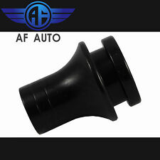 Black M10X1.25 Shift Knob Boot Adapter For Manual Gear Shifter Lever For Nissan