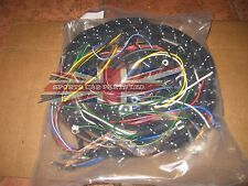 New Cloth Covered  Wiring Harness for MG MGA 1600 1959-1962  Made in UK