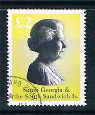 South Georgia 2003 New Queens Head SG361 CTO