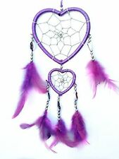 Handmade Dream Catcher with feathers wall /car hanging decoration ornament-HPU