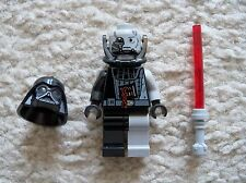 LEGO Star Wars - Super Rare - Battle Damaged Darth Vader - From 7672 - Excellent