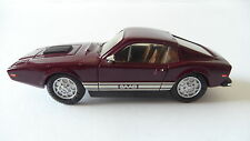 SAAB SONETT III RED TIN WIZARD NO. 1119 1/43