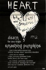 19/2/94pgn09 SMASHING PUMPKINS : DISARM SINGLE ADVERT 10X7""