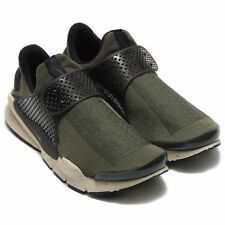 NEW $130 Nike Sock Dart Cargo Khaki Olive Green 819686-300 Light Weight  Size 12