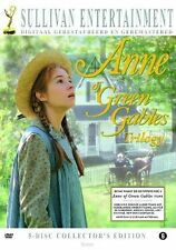 ANNE OF GREEN GABLES - Collectors 5 DVD Box Set, Megan Follows, Colleen Dewhurst
