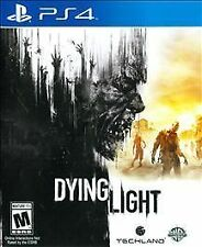 Dying Light (Sony PlayStation 4 PS4) - BRAND NEW