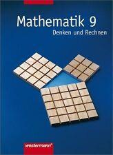 Mathematik - Denken und Rechnen. Für Hauptschule in Berlin, Bremen, Hessen, Hamb