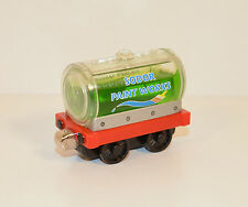 "2004 Sodor Paint Works Tanker 2.5"" Magnetic Train Car Thomas The Tank Engine"