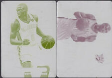 Russell Westbrook 12-13 Printing Plate (2 cards) OKC Thunder UCLA 1/1