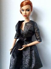 Humeur changeur red head poppy parker fashion royalty doll nude