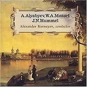 Alexander Korneyev Conducts Alyabyev, Mozart, Hummel (2006) - CD - VG