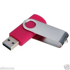 1-128GB USB 2.0 Swivel Flash Drive Memory Stick Storage Thumb Digital U Disk Lot